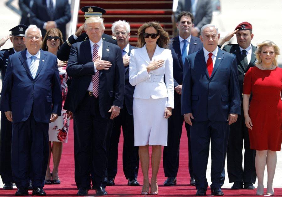 Trump a Roma: città blindata, 'zone rosse' al Vaticano e Quirinale