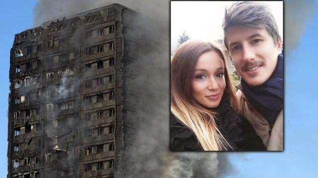 Rogo di Londra: Gloria Trevisan e Marco Gottardi sono morti