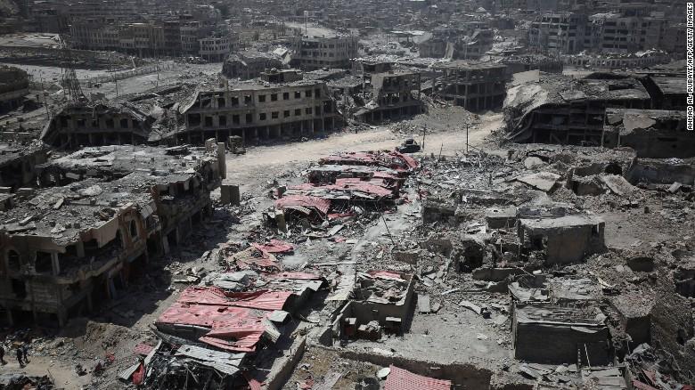 Iraq, Mosul è liberata. Il premier annuncia: