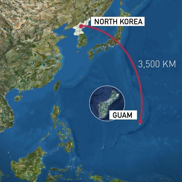 Alta tensione Washington-Pyongyang. Trump ribadisce: pronti a misure militari