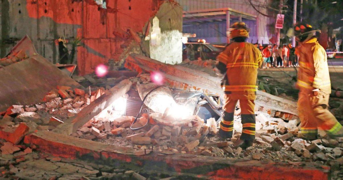 Terremoto 8,1 a Città del Messico: è allerta tsunami