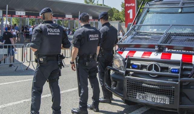 Catalogna, sciopero generale contro