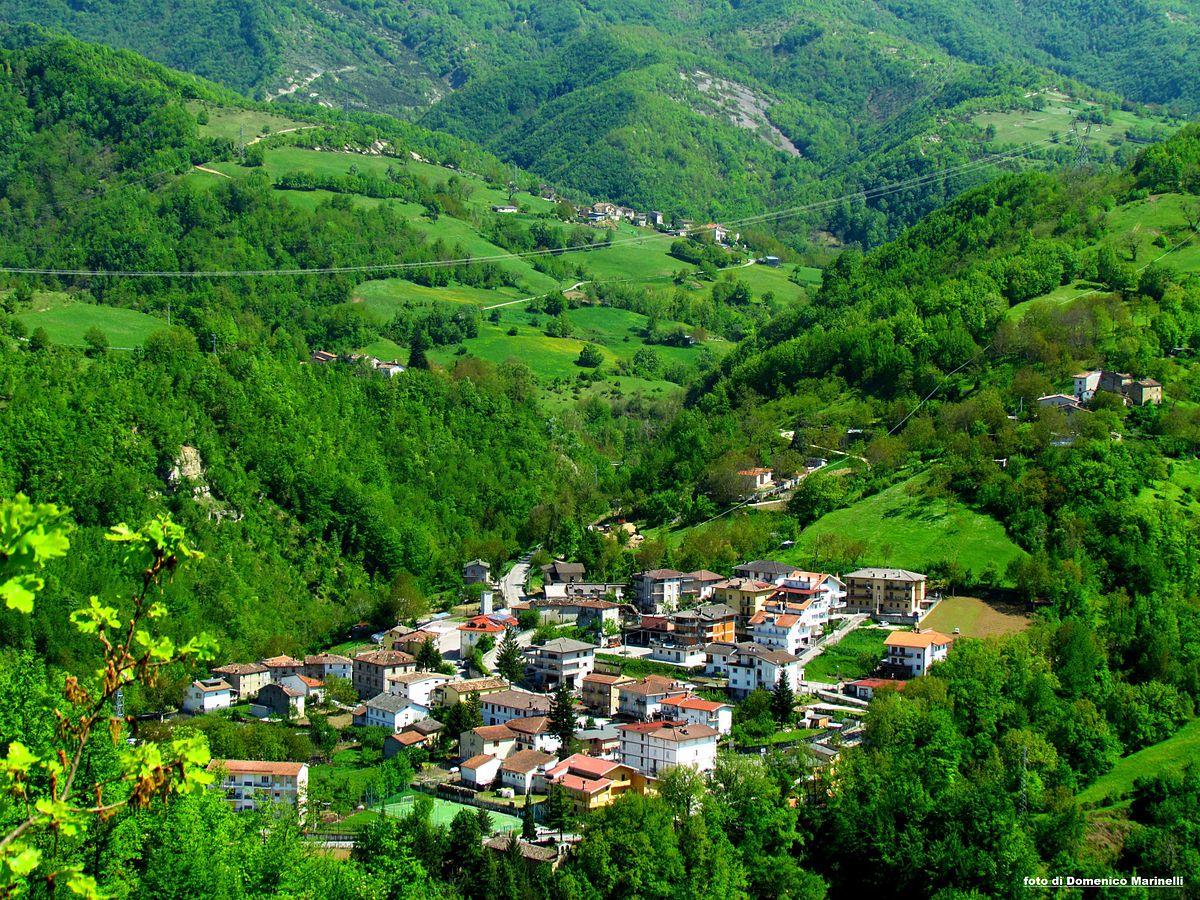 valle castellana