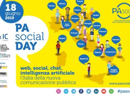 """< img src=""""https://www.la-notizia.net/pa social"""" alt=""""pa-social"""""""