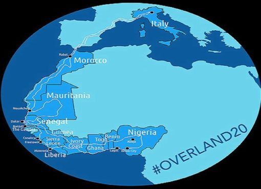overland 2020