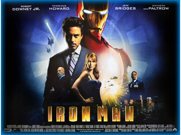 film iron man