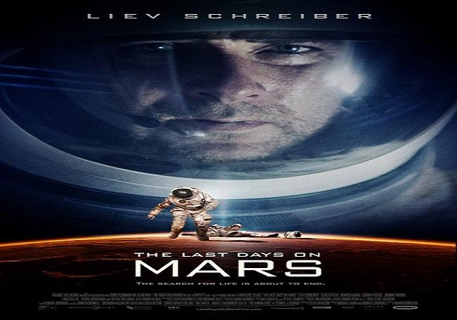 film last days on mars