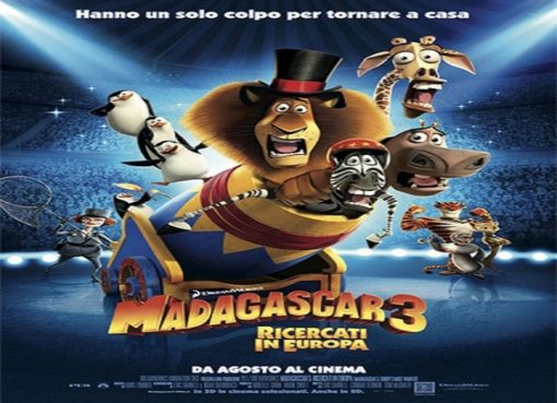 film madagascar 3