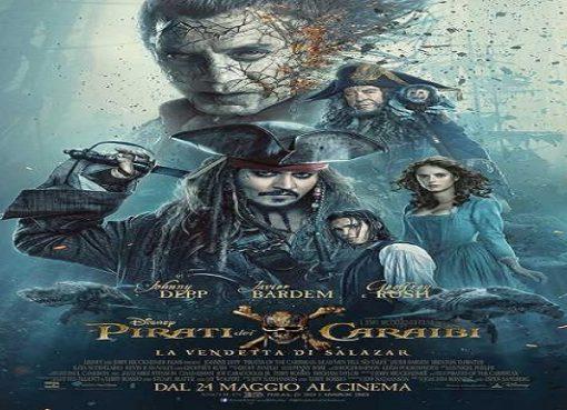 film i pirati dei caraibi 5