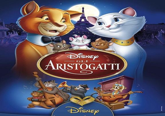 FILM gli aristogatti