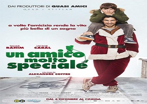 FILM UN AMICO MOLTO SPECIALE