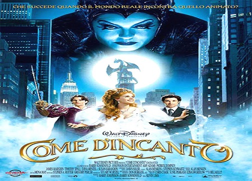 film come d'incanto