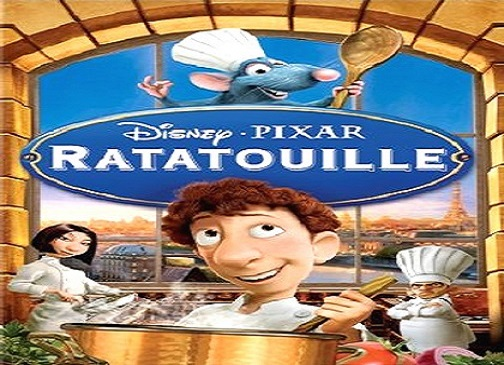 FILM RATATOUILLE
