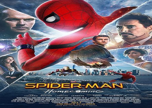 film spider-man homecoming