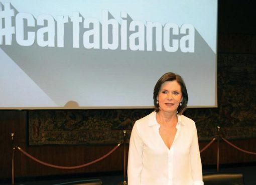 #cartabianca 11 febbraio