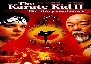 film karate kid 2