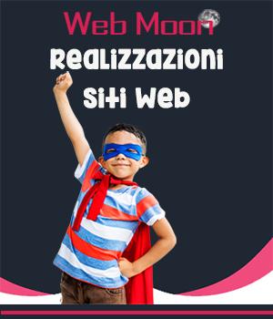 webmoon realizzazione siti web