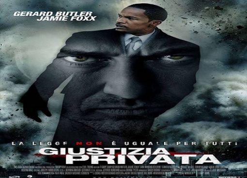 FILM GIUSTIZIA PRIVATA