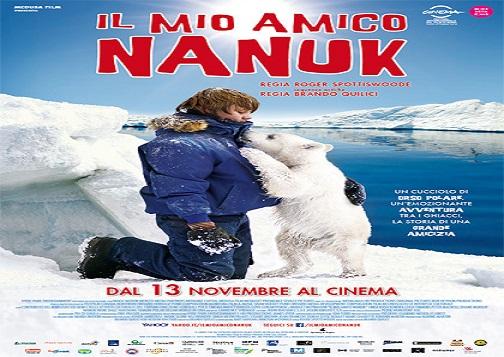 film il mio amico nanuk