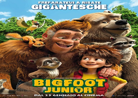FILM BIGFOOT JUNIOR