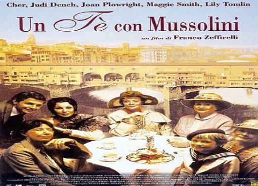 FILM UN Tè CON MUSSOLINI