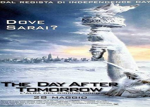 film the day after tomorrow - l'alba del giorno dopo