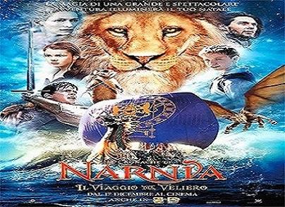 Film Le cronache di Narnia - Il viaggio del veliero