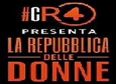 cr4 la repubblica delle donne 19 febbraio
