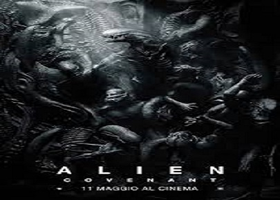 FILM ALIEN COVENANT