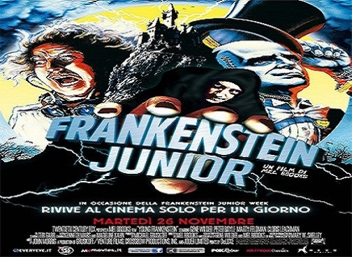 film frankenstein junior