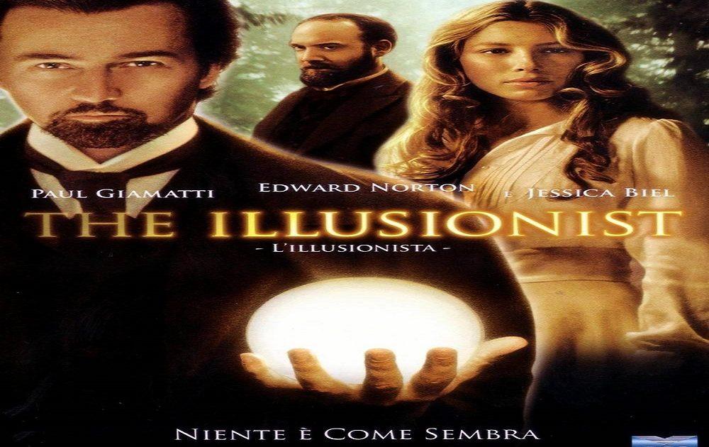 film the illusionist