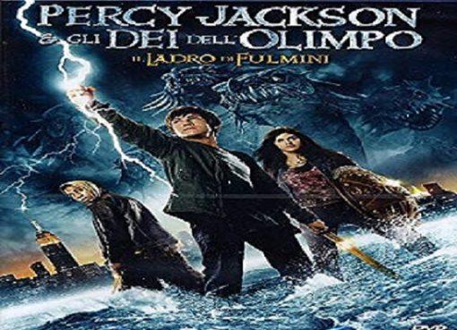 film percy jackson ladro di fulmini