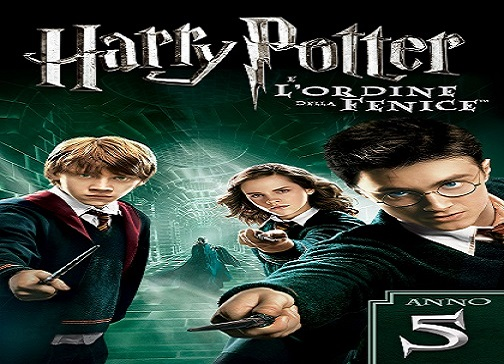 film harry potter 5