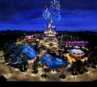 riapre il Disney Resort a Shangai