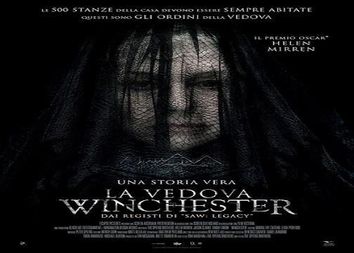 film la vedova winchester