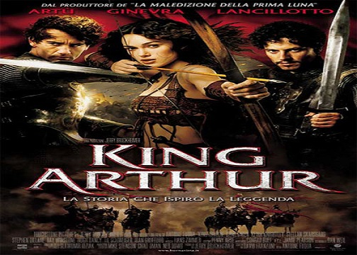 FILM KING ARTHUR