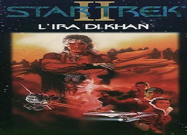 film star trek II - l'ira di khan