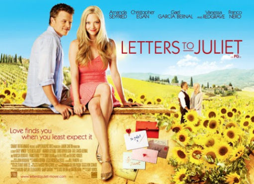 film letters to juliet
