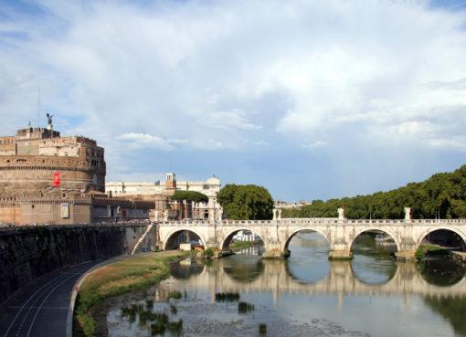 ponte vittorio a roma