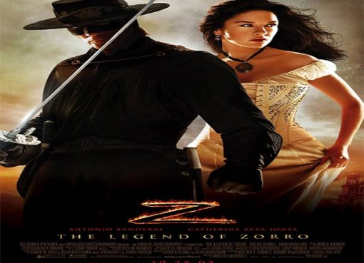 film the legend of zorro
