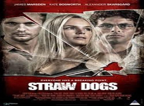 FILM STRAW DOGS CANI DI PAGLIA
