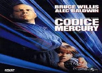 film codice mercury