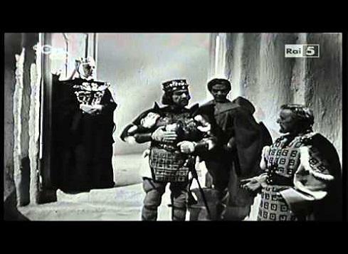 re lear sulla rai nel 1960
