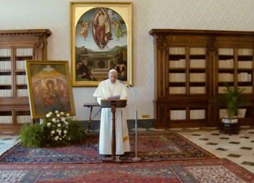 la regina coeli del papa 24 maggio