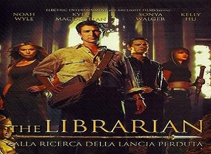 film the librarian alla ricerca della lancia perduta