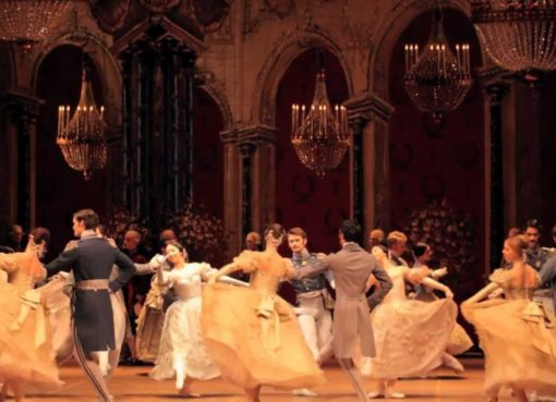 balletto onegin di john cranko