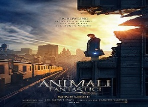 film animali fantastici e dove trovarli