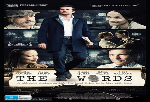 film the words