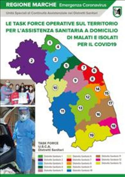coronavirus marche