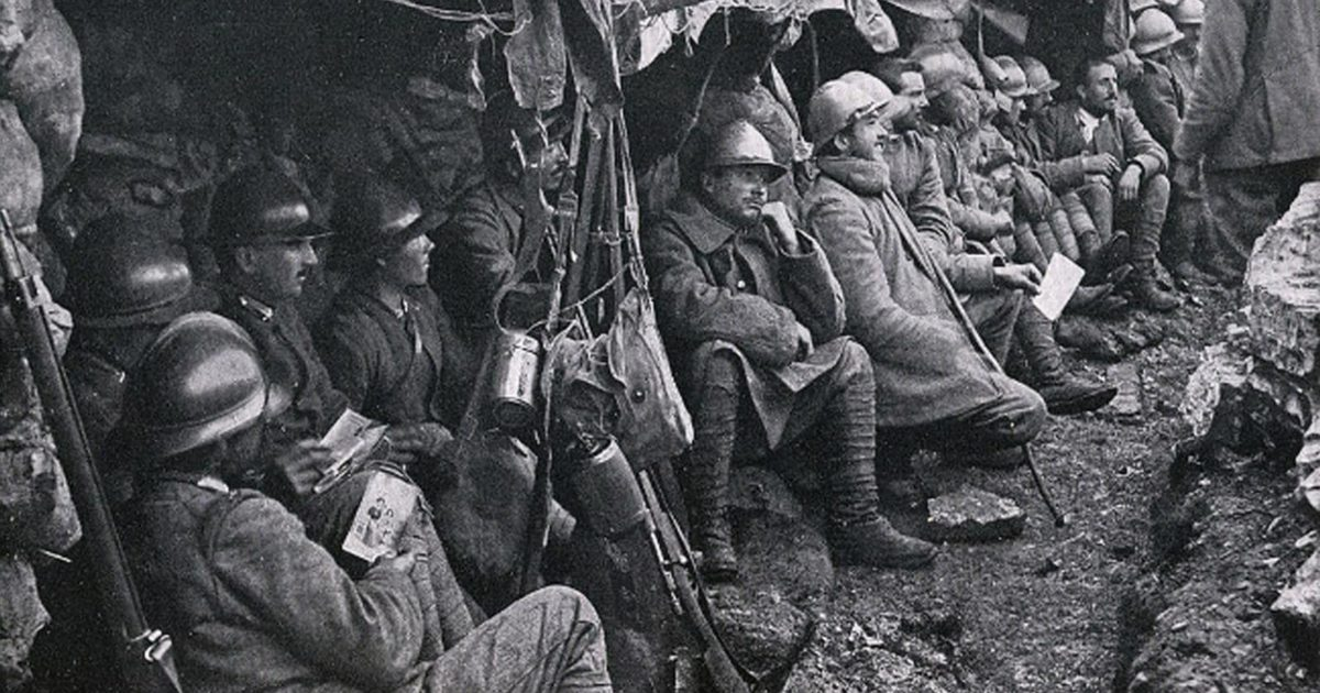 passato e presente la propaganda nella grande guerra
